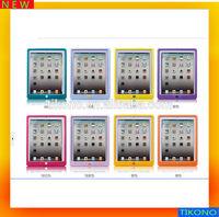 customized for ipad mini silicone cover,rubber silicone case for apple ipad mini