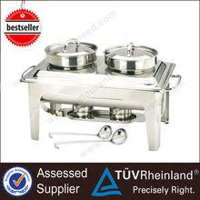 High Grade Buffet Equipment Stainless Steel Hot Food Buffet Warmer