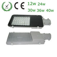 Die cast aluminum housing 20~40W street light led