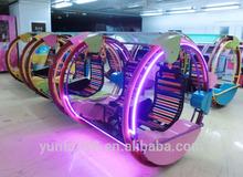 Bestselling cheap happy roll Go Karts park kiddie / kids ride/happy rolling tour car