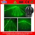 Láser bola/72 verde láser de grasa/moviendo la cabeza de luz láser