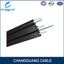 Self-supporting bow-type drop cable fiber optic cable price list single/multi mode optical fiber cable