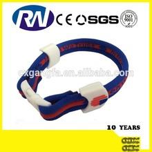 2015 China fashionable bracelet, elastic bracelet,silicone bracelet