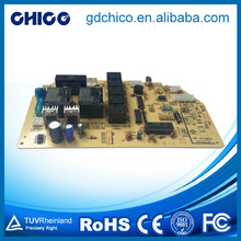 KTZF0000-0382A030 Three fan speed regulation solar circuit board parts