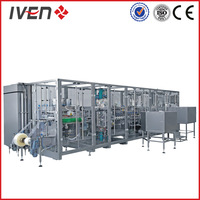 Normal Saline IV Solution Manufacturing Plant