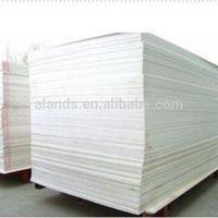 PVC Sheet Plastic sheet for Laser Print