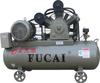 7.5kw 10hp 12bar 3 phase oilless piston air compressor