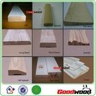 Architrave decorative wood molding