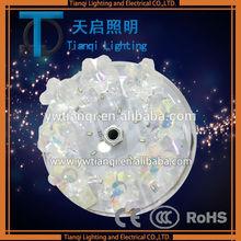 New china manufacturer led glass party decoration led lights,Hotel decoration/restaurant decoration