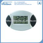 rugby ball shape ellipse wall clocks FS-6873