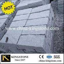 G603 grey Granite Kerbstone Natural Split