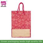 hot sale custom gift luxury recycle cute printed art brown kraft shopping paper bag