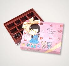 Lovely Cartoon Image Macarons Packaging Box