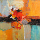 Wholesale abstract fine art oil painting on canvas