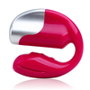 Multi-speed handy rechargeable sex vibrator silicone vibrating sex tools,directly factory adult products vibrator