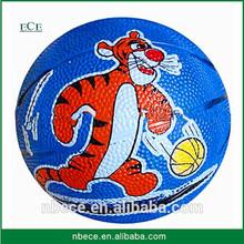 Standard size rubber basketballs,leather PU basketball,mini soft basketball