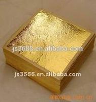 Hot sale gold foil paper imitation gold foil