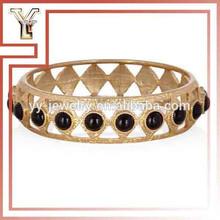 Popular Black Pearl Bali Bracelet