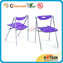 new style low price acrylic hanging bubble chair