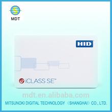 Printed RFID Card