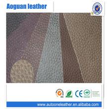 2014 good quality fashion artificial pu leather for sofa QM-1428