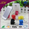 2014 Phone Accessory Silicone funny cell phone holder for desk