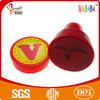 """Letter """"V"""" plastic rubber stamps"""