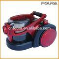 0603 foura 2013 más nuevo diseño inteligente mini limpiador automático de vacío con lámpara uv para la esterilización utilizados para el hogar m520