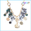 Schweden necklace wholesale crystal sea horse necklace