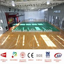 PVC sports floor for basketball/basketball sports flooring/Indoor basketball