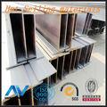 primer hw hm hn laminado en caliente de acero suave viga de h para aparato estructuales