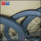 carbon fiber racing wheel 38mm 50mm 60mm 88mms 700ccarbon fiber road bike wheelset carbon fibre road wheels 700c xiamen