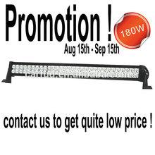 "Wholesale 31.5"" 12V Epistar Car LED Lighting 180W LED Light Bar, Dual Rows LED Driving Light Bar, Off Road LED Light Bar"