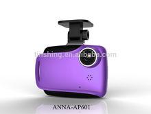 Mini hidden car dvr camera With 160 Degree Wide Angle