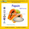 100% natural enzima papaína en polvo procedentes de la fábrica del gmp