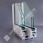 Made in China Cheap Sliding 1,2,3 Glass Windows