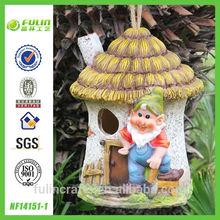 Resin Bird House