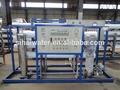 Ro de agua planta de tratamiento/sistema de agua pura