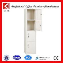China Furniture Supplier Full Height 4 Door Steel Locker Metal Locker for Army