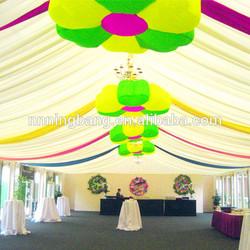 LED light wedding flower centerpieces/stage backdrop decoration