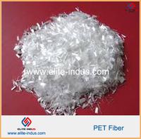 asphalt bitumen concrete reinforcment Polyester PET fibre