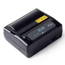 Portable small thermal receipt Woosim printer PORTI-SWC40 with MSR