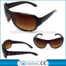 2014 Fashion design travel plastic sunglasses for women(BSP1050)