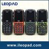 "1.44""mini Rugged Phone dual sim card waterproof Dustproof and Shockproof land rover phone"