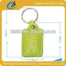 LF 125KHz /HF 13.56MHz Plastic Cheap RFID rfid woven wristband