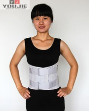 Orthopedic neoprene Lumbar Back Support Belt waist brace massage