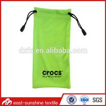 Hot Selling Cutomized Microfiber Cloth Sunglass Bag
