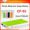 portable car emergency kits car battery rescuer kits car jump stater for 12v vehicle