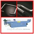 semi automática de control de carolina del norte el mandril de acero tubería de ercolina doblador del tubo