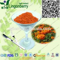 Antioxidant and eye health marigold flower extract lutein 5%~80%